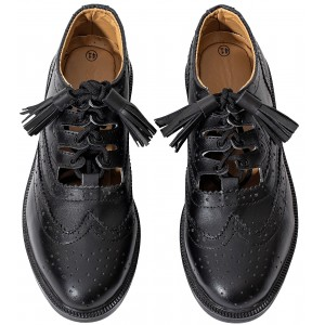 Ghillie Brogues Kilt Shoes