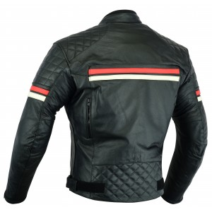 Boney Leather Jacket