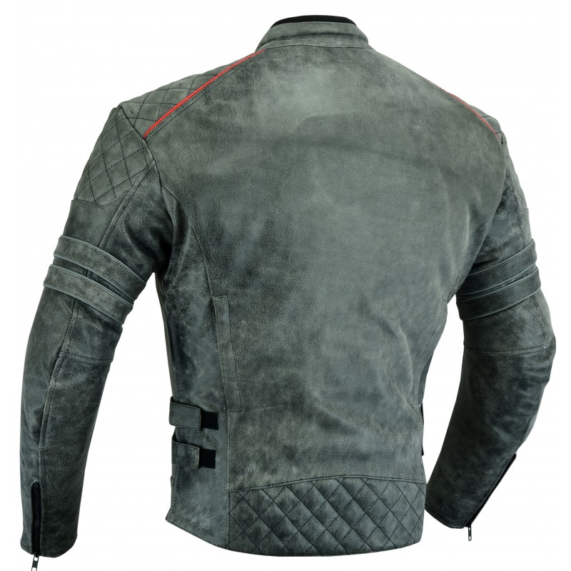 Tracker Leather Jacket