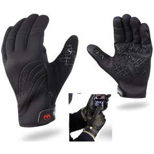 Neoprene Cycle Gloves