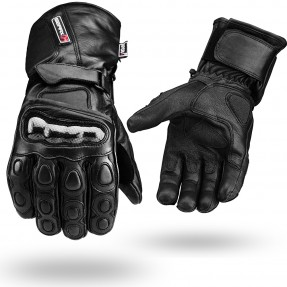 Thermal Black Gloves
