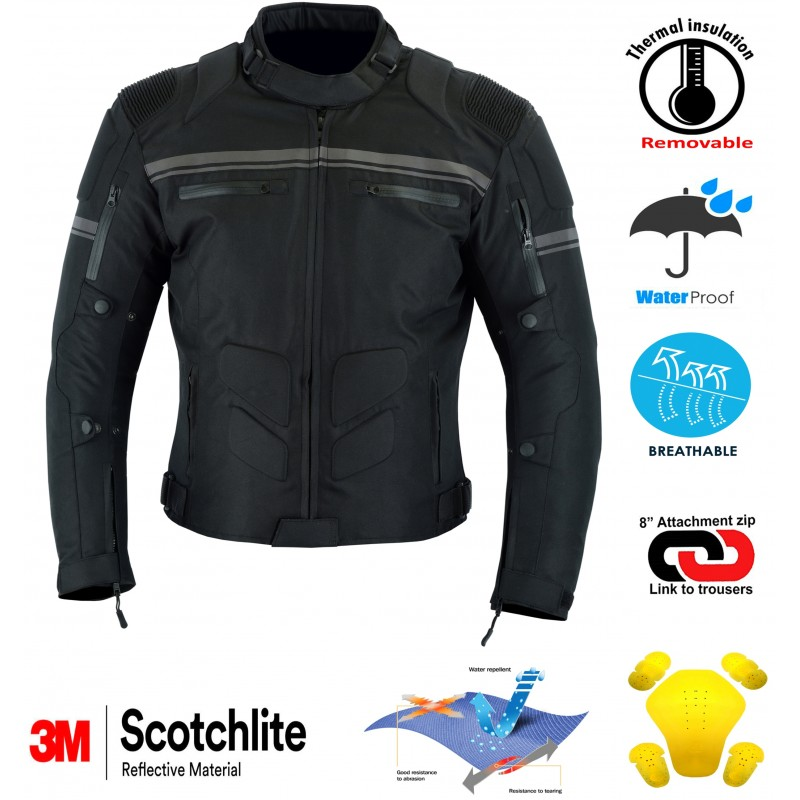 Twister Mens Jacket